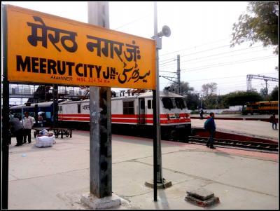 Meerut City : Mera City Meri Jaan